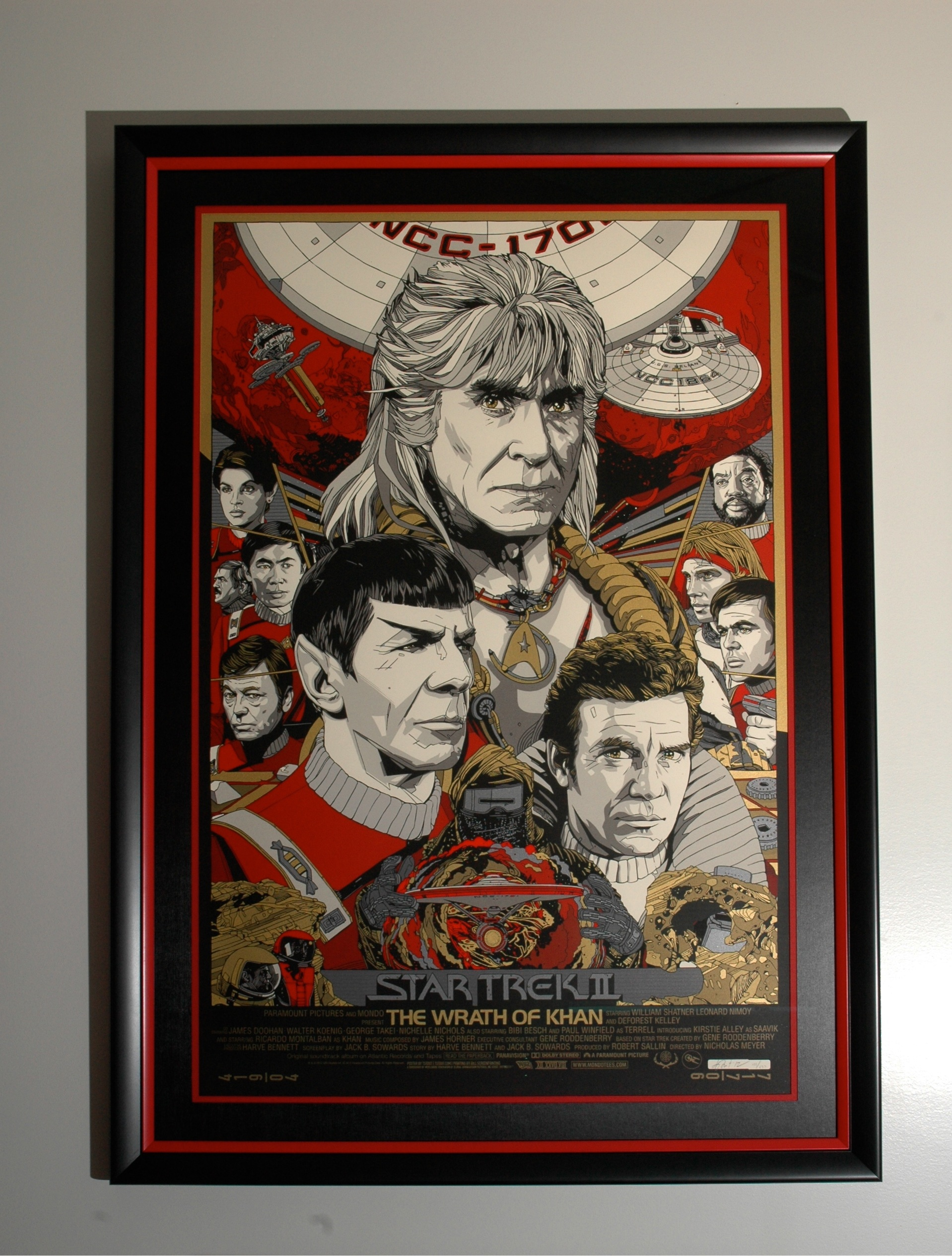 stout wrath of khan mark z