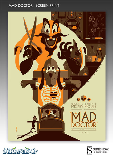 whalen the mad doctor variant