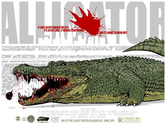 Miller alligator
