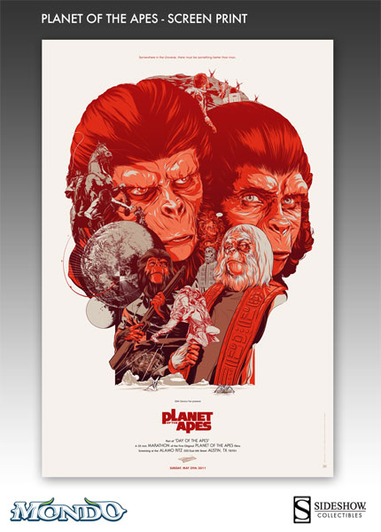 ansin planet of the apes variant