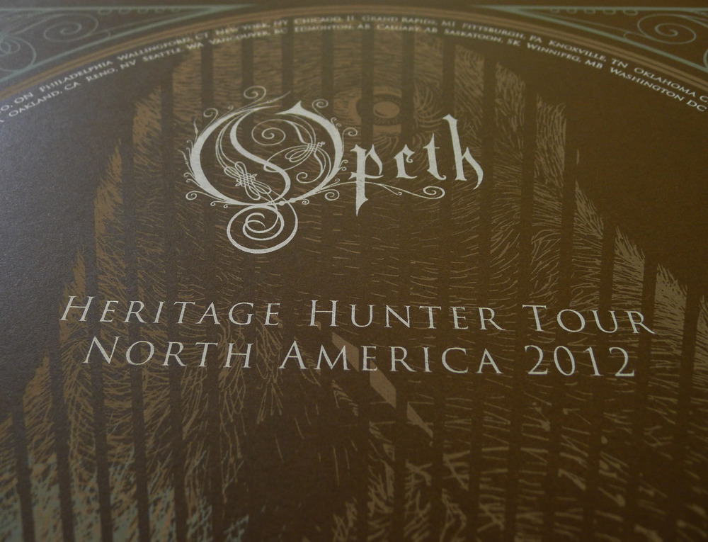 epic problems opeth north america tour 2012 2
