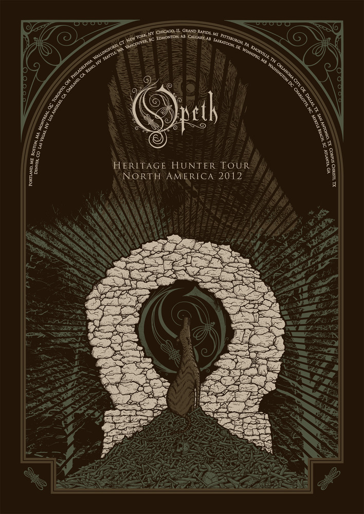 epic problems opeth north america tour 2012