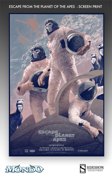 kelly Escape from the Planet of the Apes variant