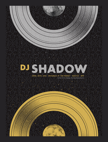 powerslide design dj shadow seattle wa 2012