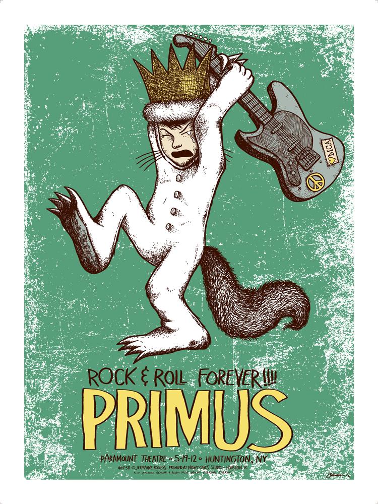 rogers primus huntington ny 2012