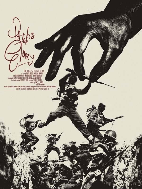 shaw paths of glory