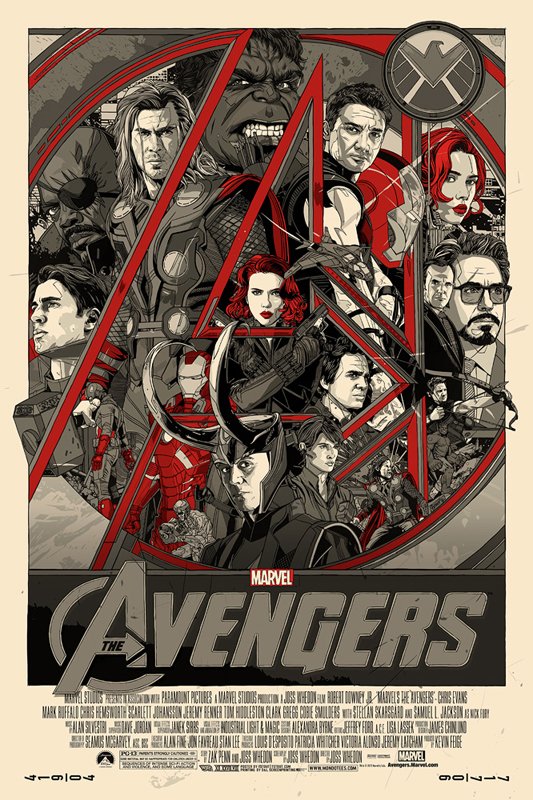 stout the avengers variant