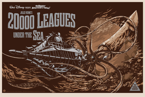 taylor 20,000 leagues under the sea variant