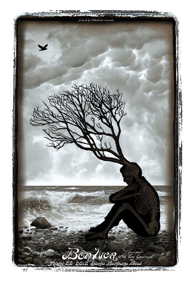 emek bon iver santa barbara ca 2012