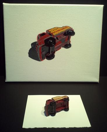 millard wrecker-truck