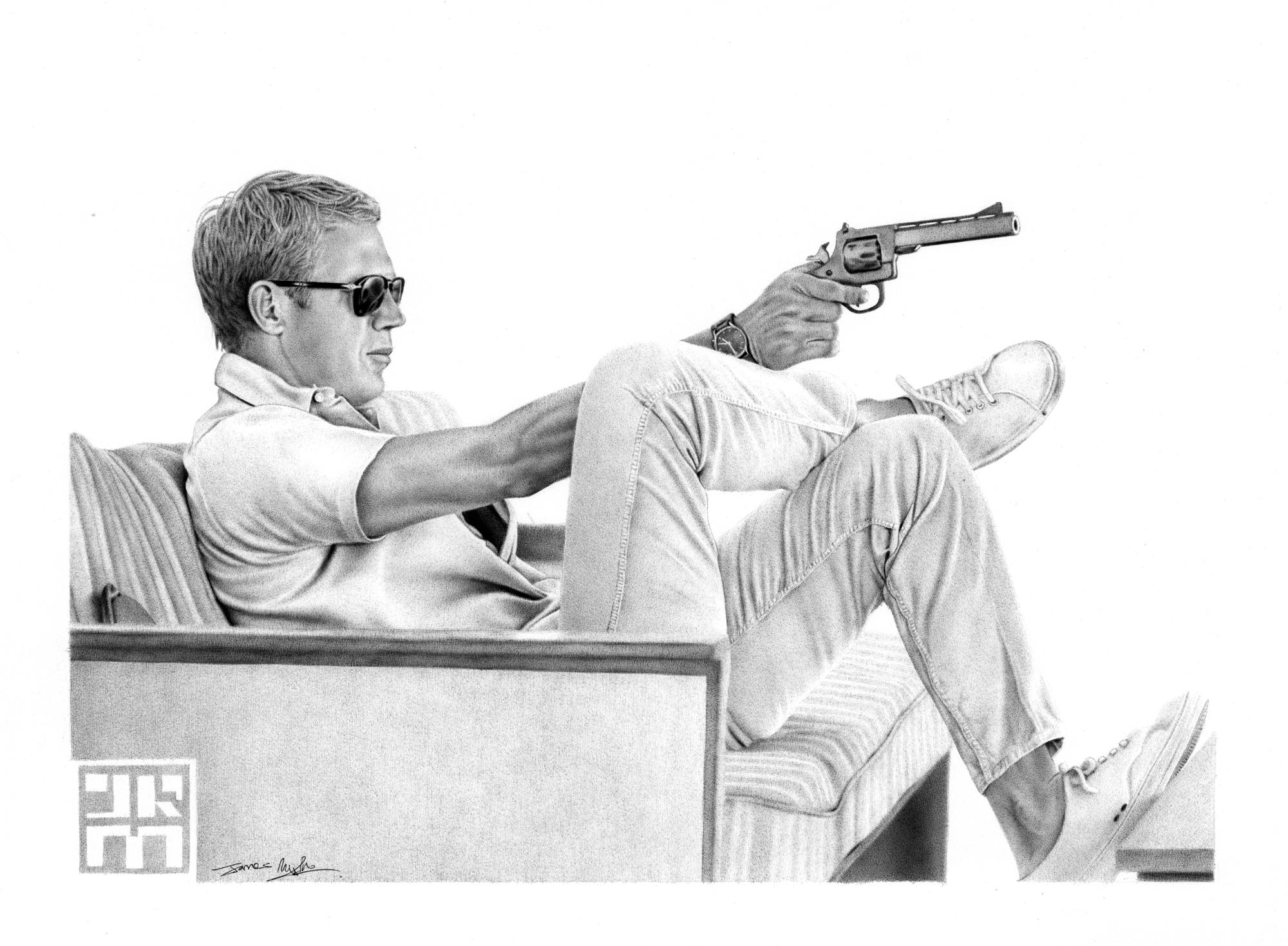 mylne Steve McQueen