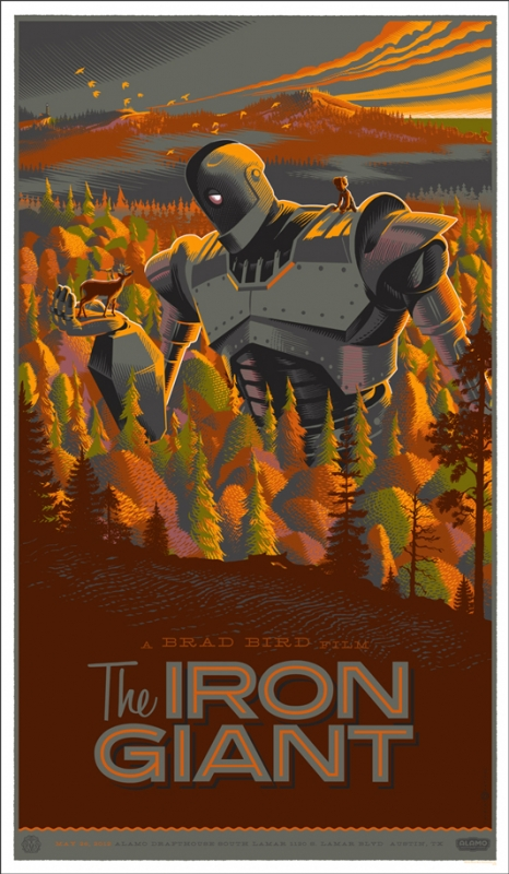 Durieux iron giant