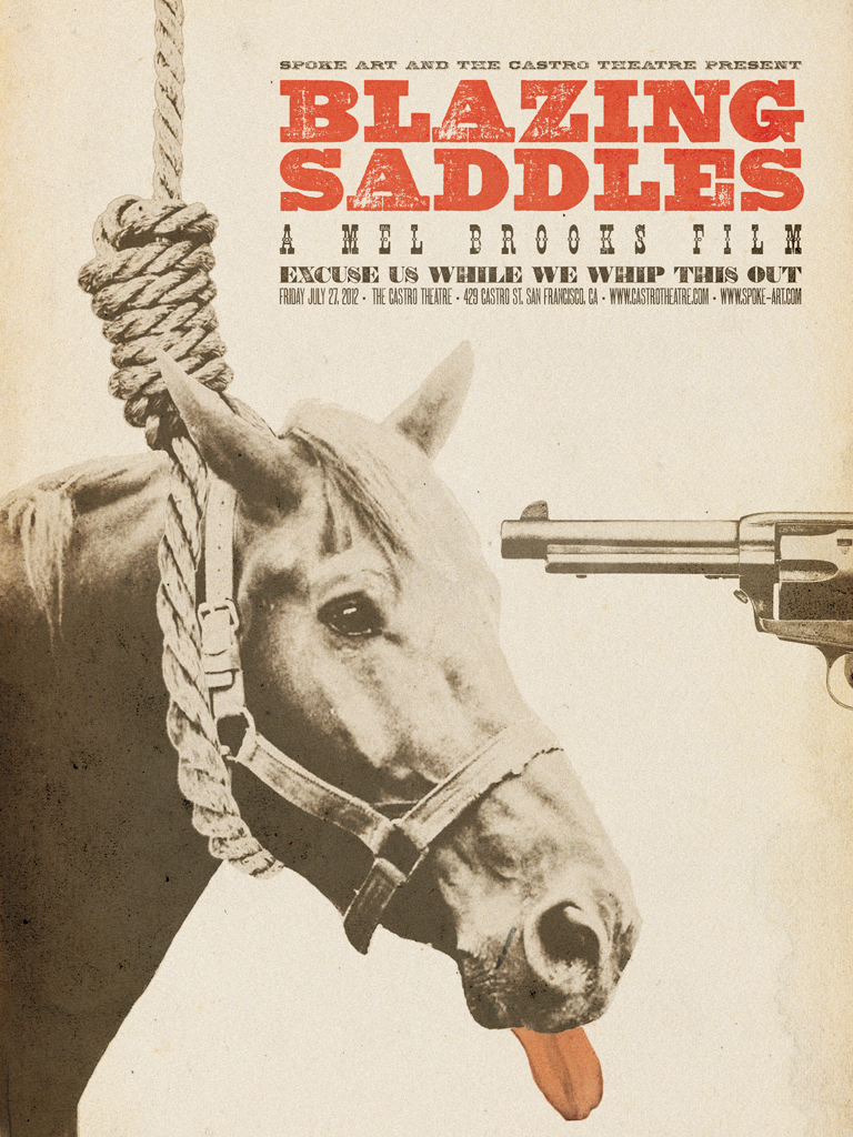 Schaefer Blazing Saddles