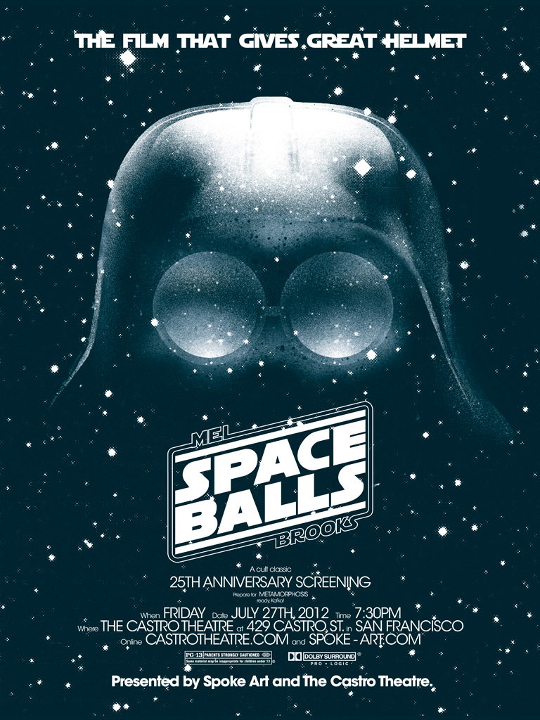 Schaefer SpaceBalls