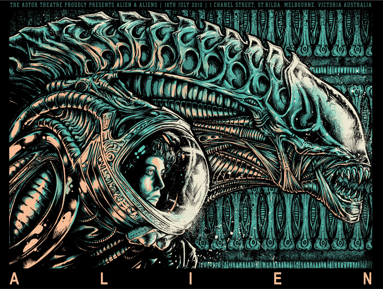 godmachine alien & aliens