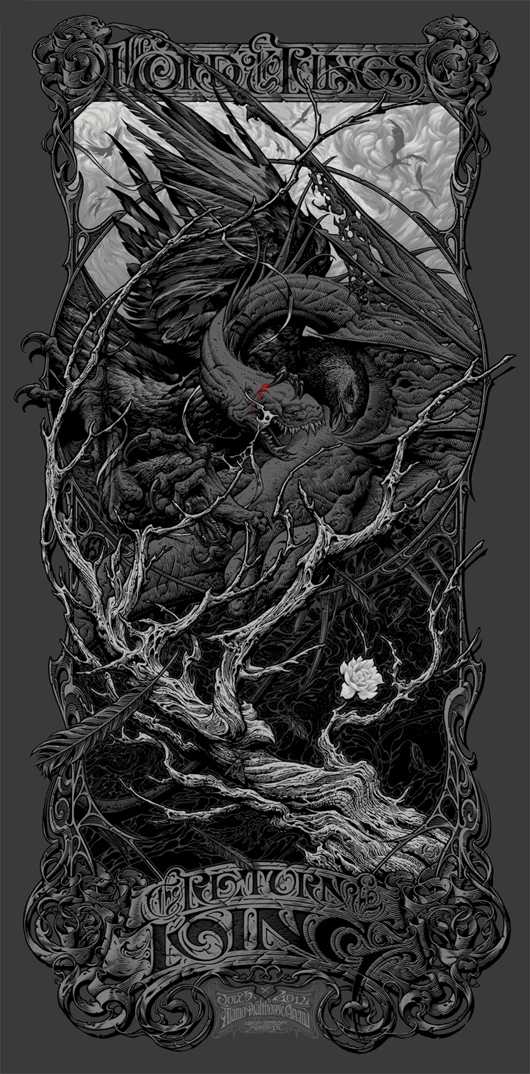 horkey The Lord of the Rings The Return of the King variant