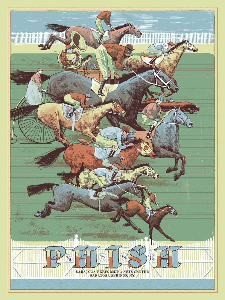 kelly phish saratoga springs ny 2012