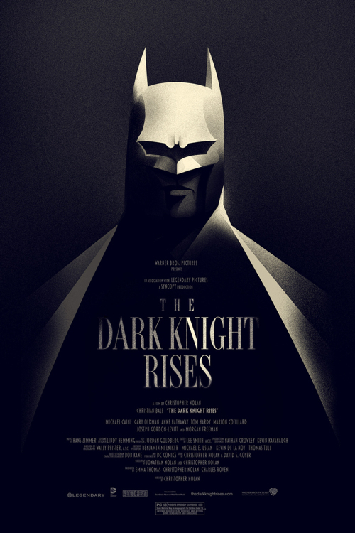 moss the dark knight rises timed edition