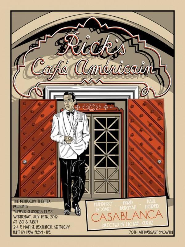 Rick S Cafe Americain Movie