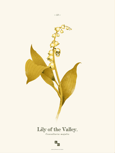 phantom city creative lily of the valley