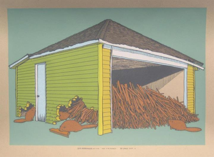 ryan the garage suite, print C