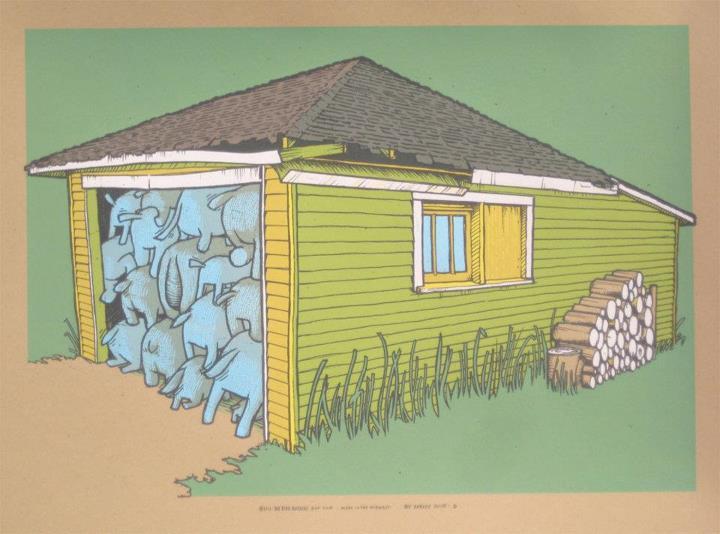 ryan the garage suite, print D