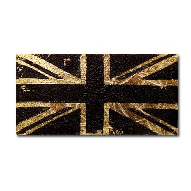 saber NHS Union Jack gold