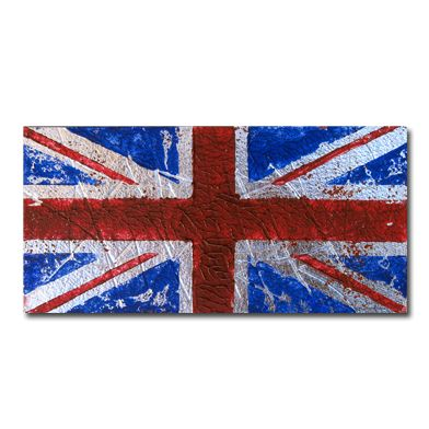 saber NHS Union Jack