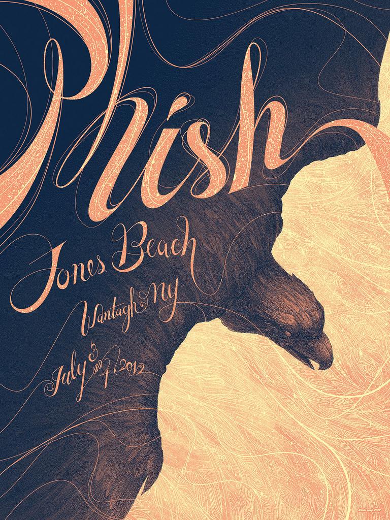 tong phish wantagh ny 2012