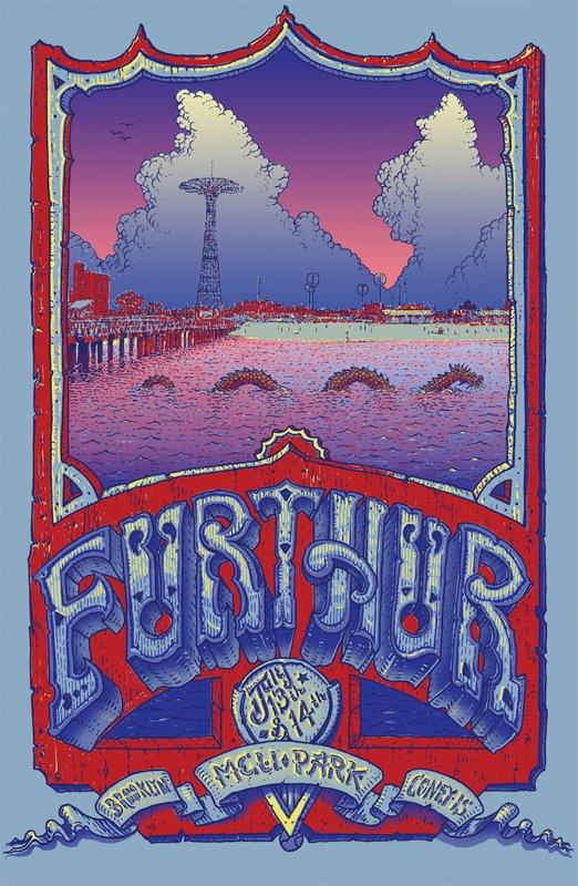 welker Furthur Coney Island 2012