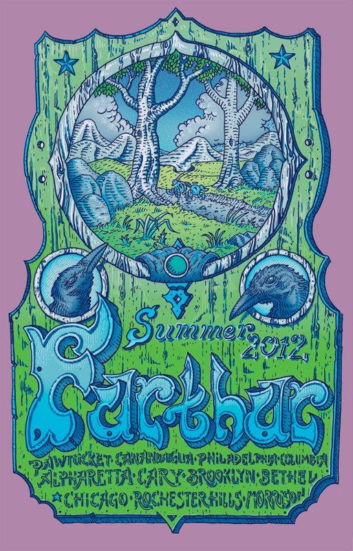 welker Furthur Summer Tour 2012