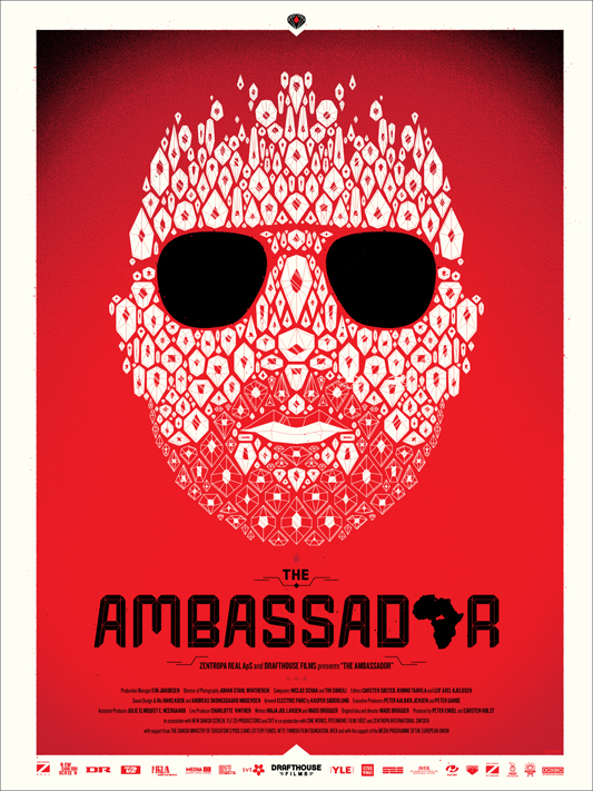 Delicious Design League the ambassador