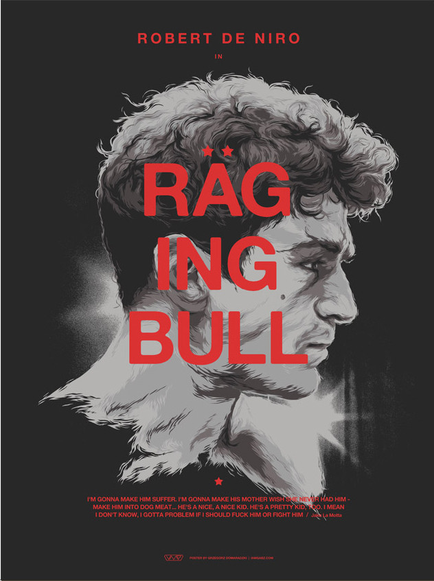 Domaradzki raging bull regular english
