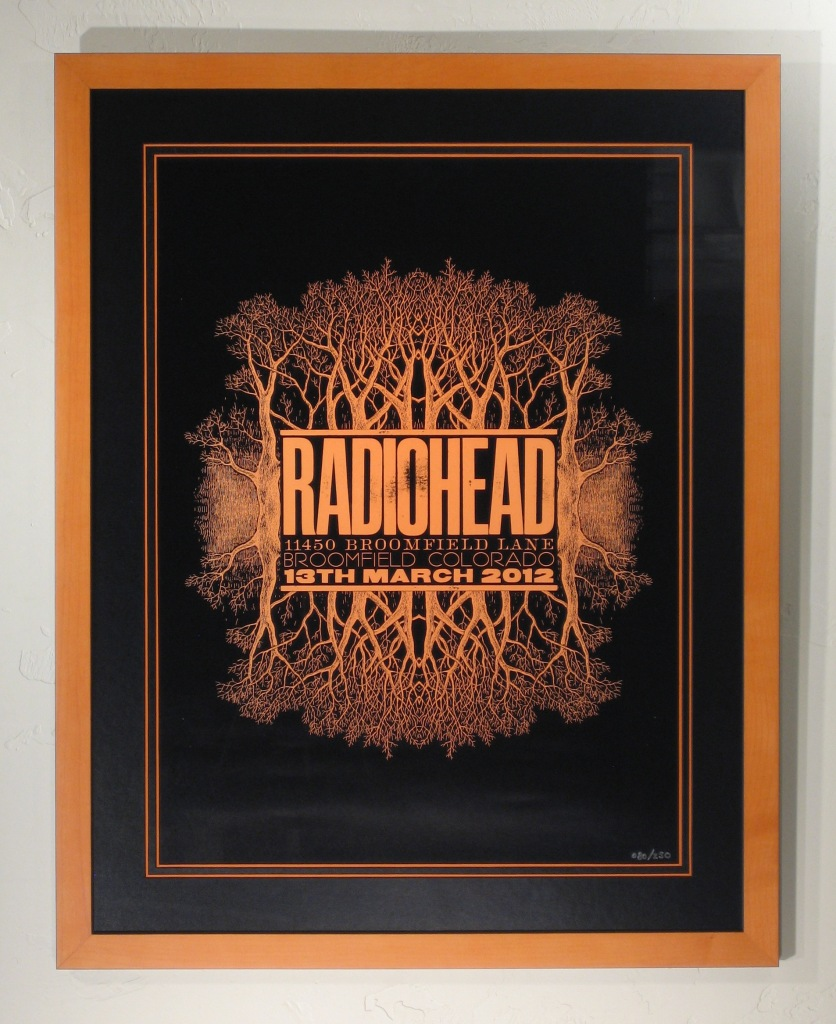 donwood radiohead co 2012 furthur frames