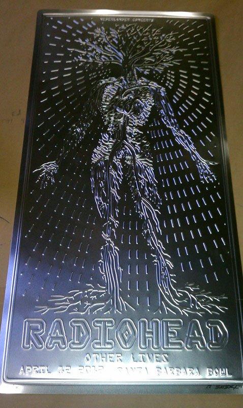 emek radiohead santa barbara ca 2012