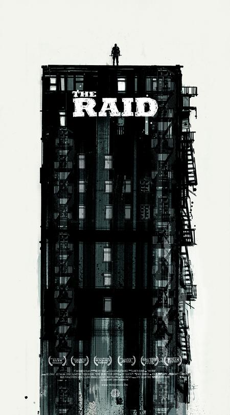jock The Raid Redemption