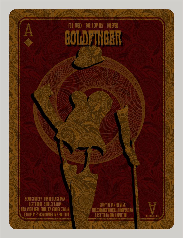 o'daniel goldfinger