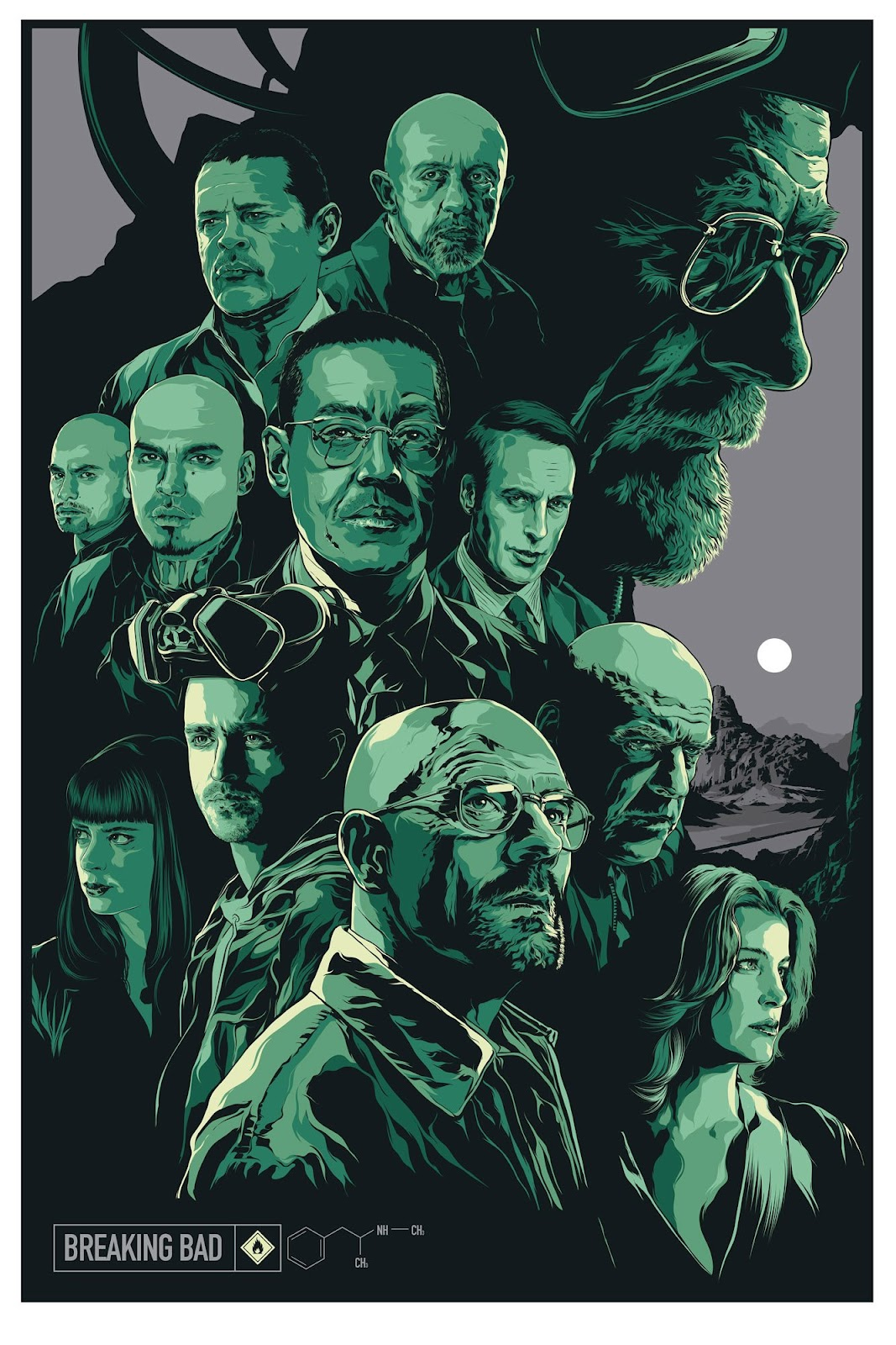 breaking bad 411posters. Black Bedroom Furniture Sets. Home Design Ideas
