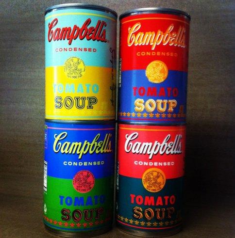 warhol campbells soup 4