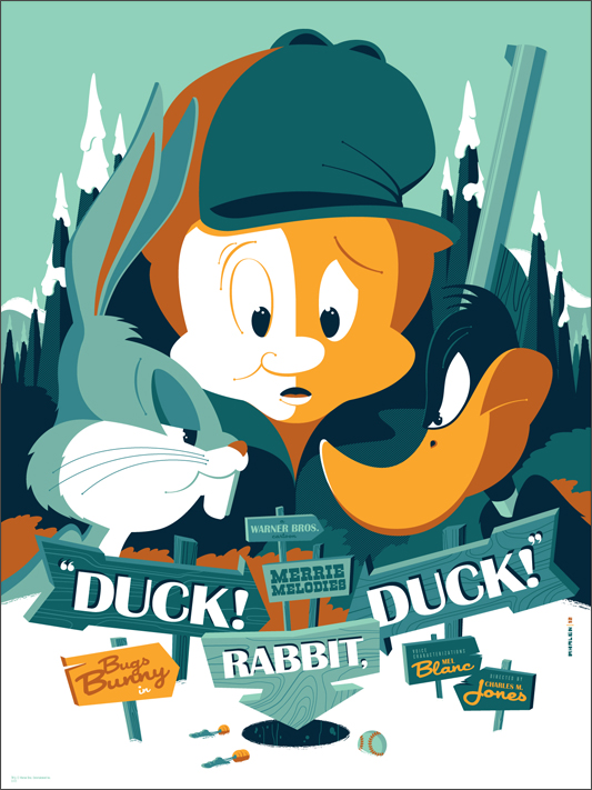 whalen Duck! Rabbit, Duck