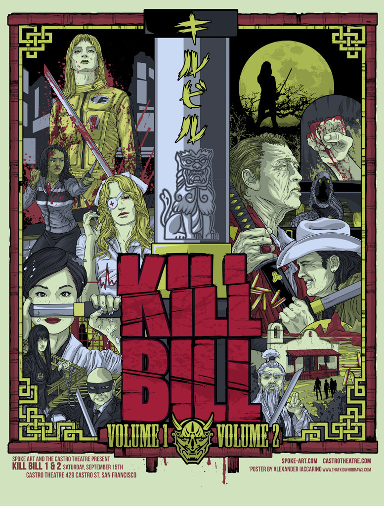 Iaccarino kill bill