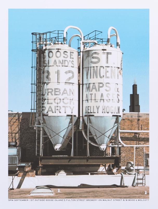 crosshair Goose Island Beer Co