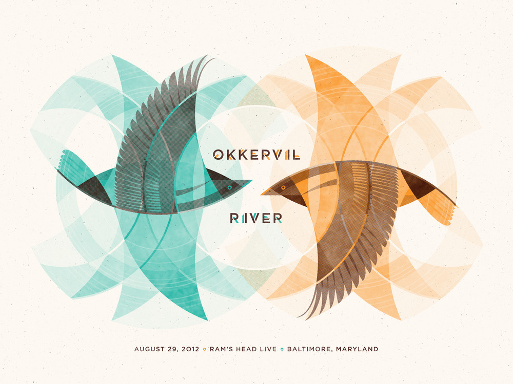 dkng okkervil river baltimore md 2012