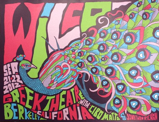 duval Wilco, Berkeley CA 2012