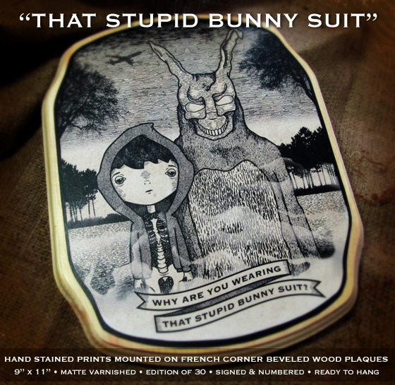 lorenzo That Stupid Bunny Suit 1