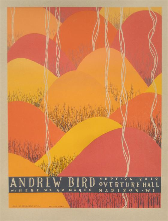 ryan andrew bird madison wi 2012