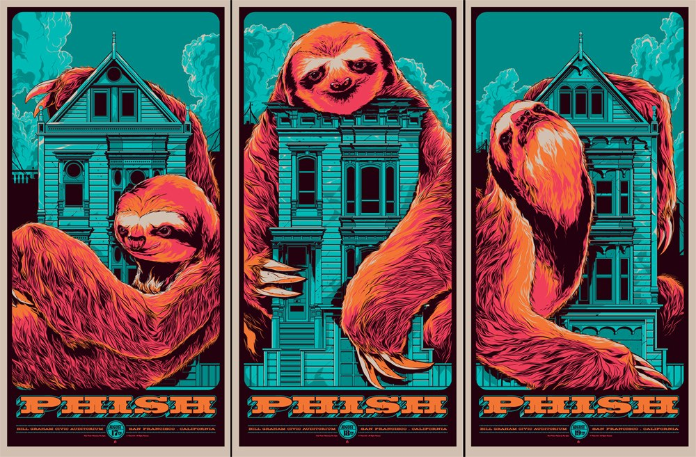 taylor phish san francisco ca 2012
