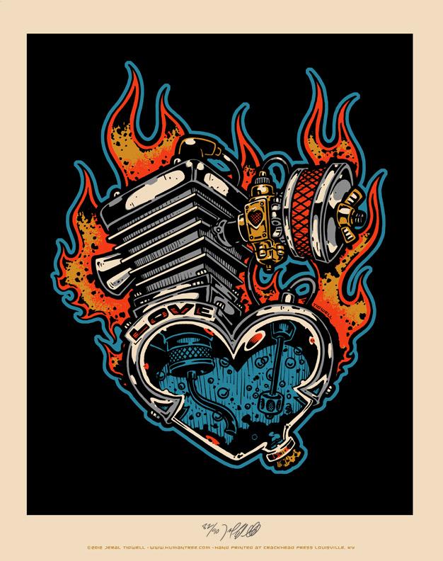 tidwell love machine