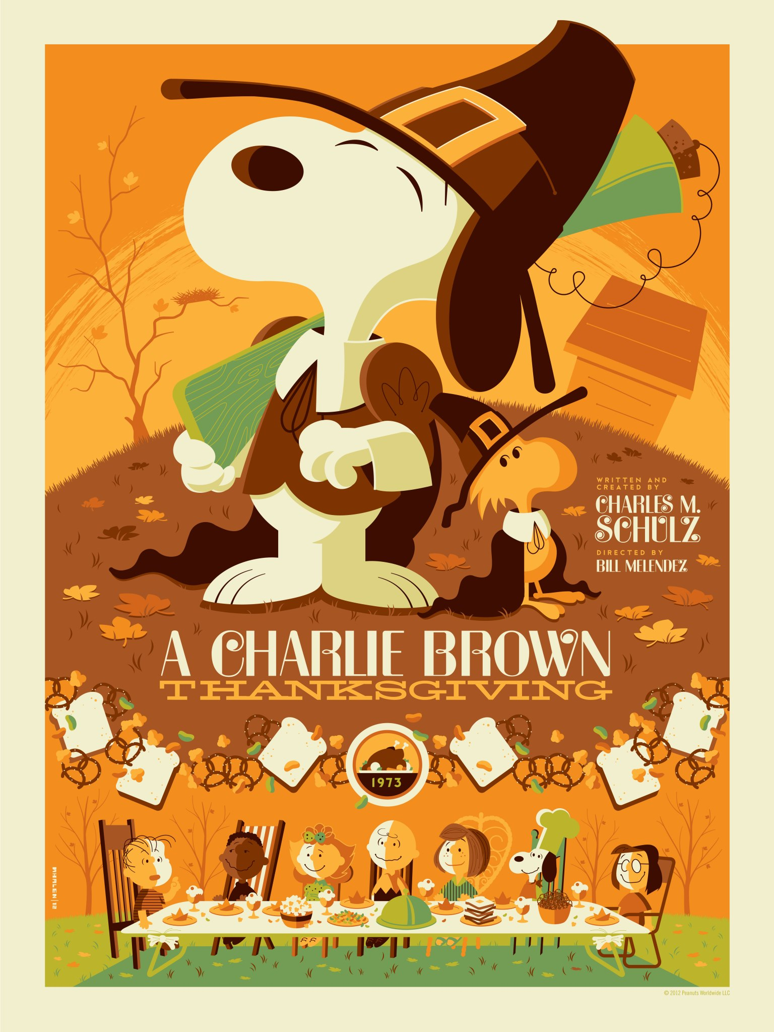 whalen A Charlie Brown Thanksgiving