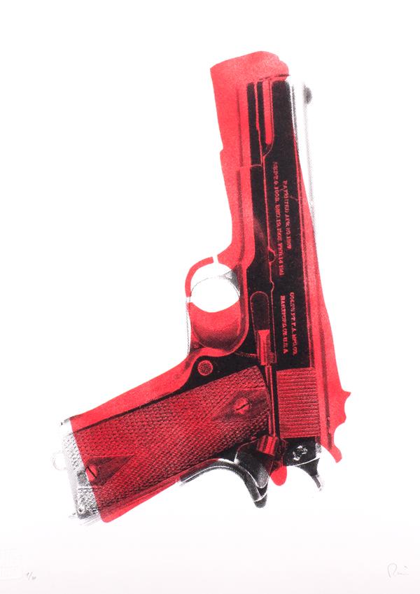 Taepper gun